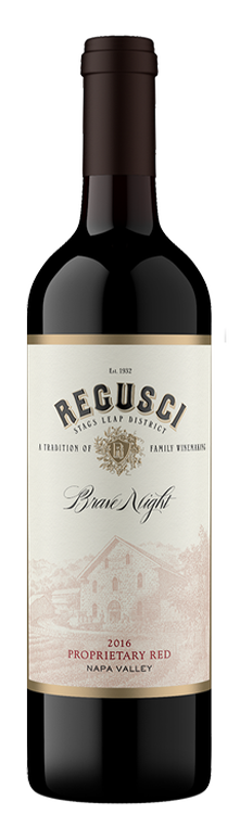 2016 Brave Night Red Wine