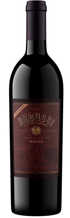 2017 Patriarch Red Wine