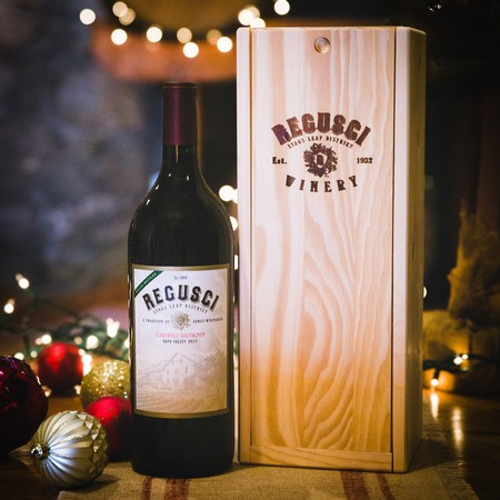 2011 Cabernet Sauvignon Magnum with Wood Box